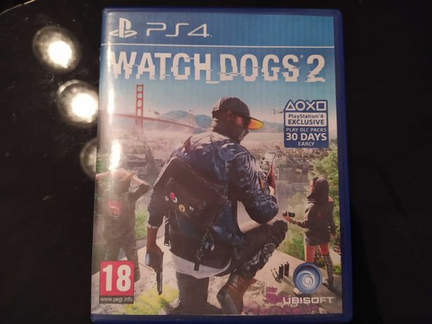 Watch Dogs 2 na PS4 super stan
