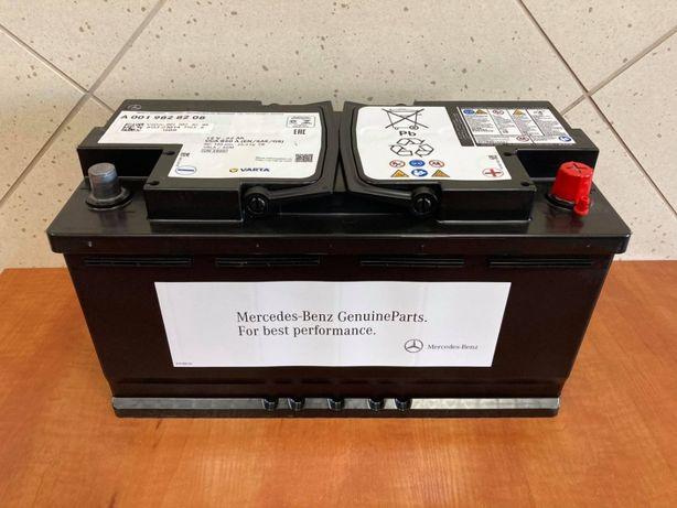 Zakrzówek - Nowy akumulator AGM MERCEDES 92Ah 850h 12V DOSTAWA