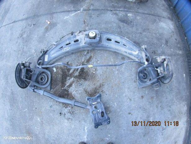 Charriot CHA592 mercedes / w245b / 2007 / 200 cdi / tras / discos completo /