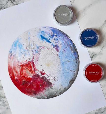Rysunek - Pluton