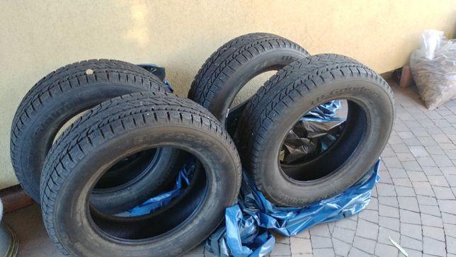 Opony Zimowe bfgoodrich 225/65r17 i felgi Mazda 6, 17 cali