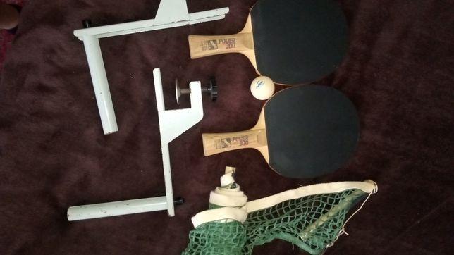 Продам набор для настольного тенниса. Состояние идеальное.