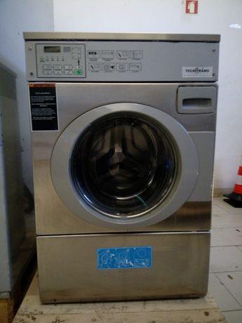 Criação próprio emprego lavandaria Self-service ou indústrial limpezas