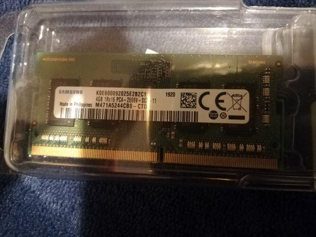 Pamięć 4gb DDR4-2666V-SC0-11