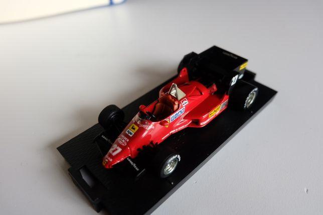 Miniatura Ferrari F126 C4