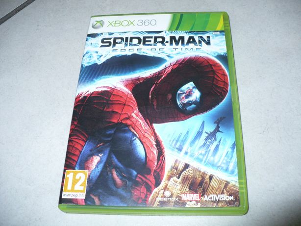 Na Xbox 360 ,,Spider-Man''