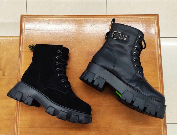 Ультра модные зимние ботинки