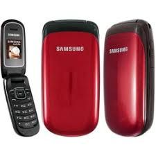 Мобильный телефон раскладушка Samsung GT-E1150