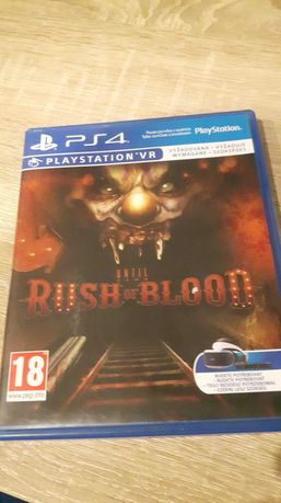 Gra PlayStation Until Down: Rush Of Blood