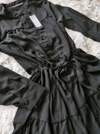 Nowa sukienka czarna Vero Moda