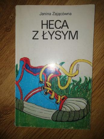 Heca z Łysym, Janina Zającówna