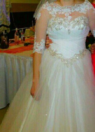 Piękna Suknia Ślubna Vanessa