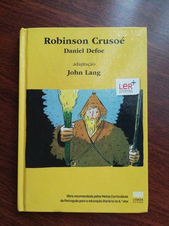 """Robinson Crusoé"" - Daniel Defoe"