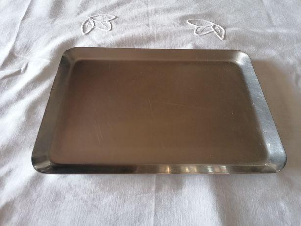 Tabuleiros aço inox para pastelaria ou padaria