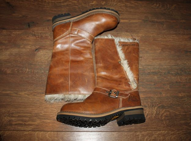 Сапоги Caterpillar ботинки Timberland Ecco Clarks 37 размер