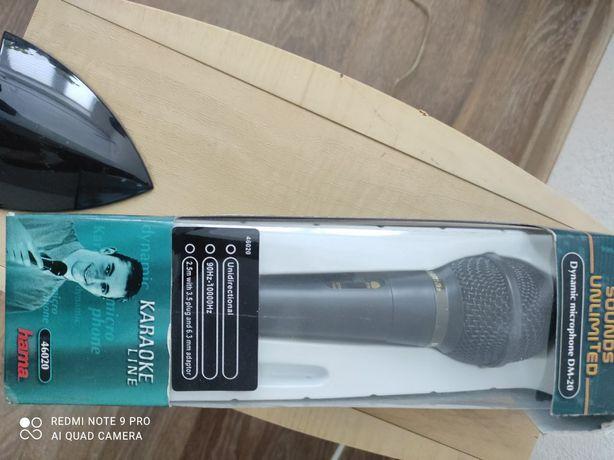 Микрофон HAMA DM 20