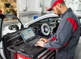 Компьютерная диагностика автомобилей Ford, Mazda, Volkswagen