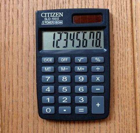 Калькулятор Citizen SLD-100 (II). Оригинал.