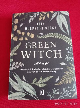 Green Witch książka, oprawa miękka