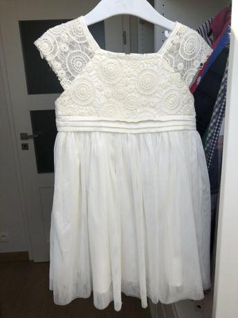 Nowa elegancka, wizytowa sukienka r. 86 Cool Club