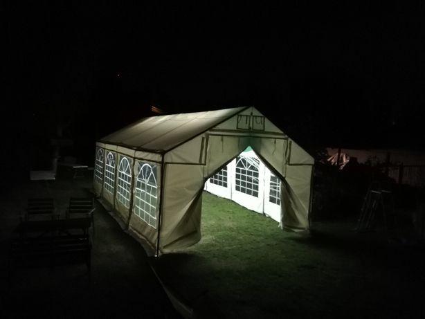 Namiot ogrodowy, pawilon 8mx4m- WYNAJEM