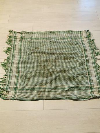 Arafatka zielono biała