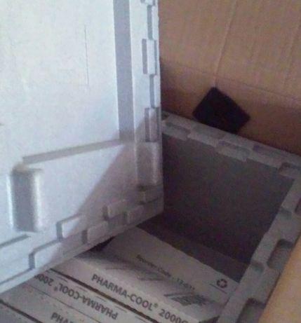 Холодильник,термоящик,термоконтейнер,термобокс,хладагенты 90л
