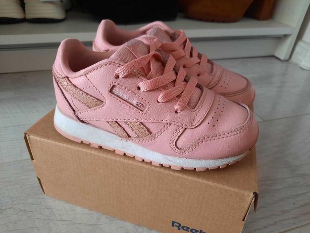 Adidasy dziewczęce różowe