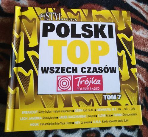 CD - Polski Top Wszech Czasów TOM.7
