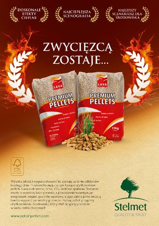 Pellet Lava Łochów