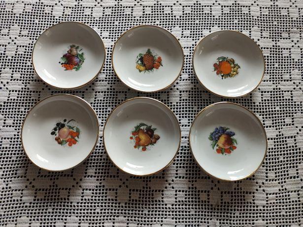 Komplet porcelanowych konfiturówek , miseczek Bavaria
