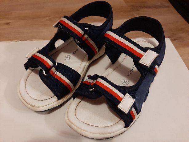 Sandałki chłopięce Tommy Hilfiger rozmiar 30