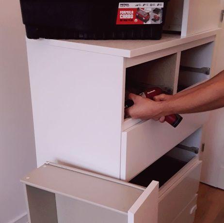 Montaż mebli IKEA Agata Bodzio BRW skręcanie składanie kuchni stolarz