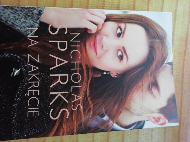 """Nicholas Sparks """"Na zakręcie"""""""