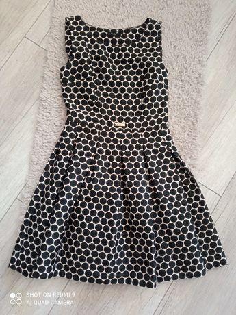 Sukienka w grochy r 36 S
