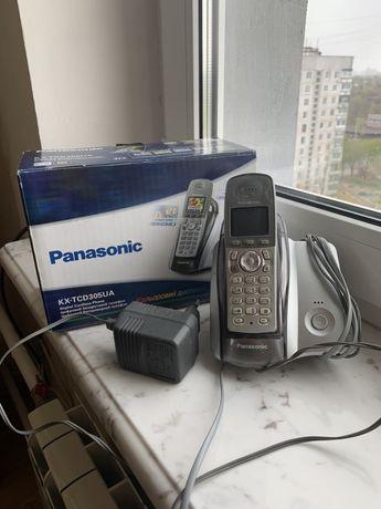 Продам домашний телефон Panasonic