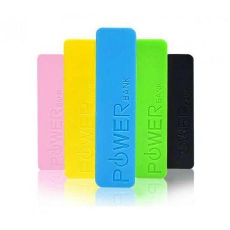 Аккумулятор Power Bank корпус метал / пластик екран