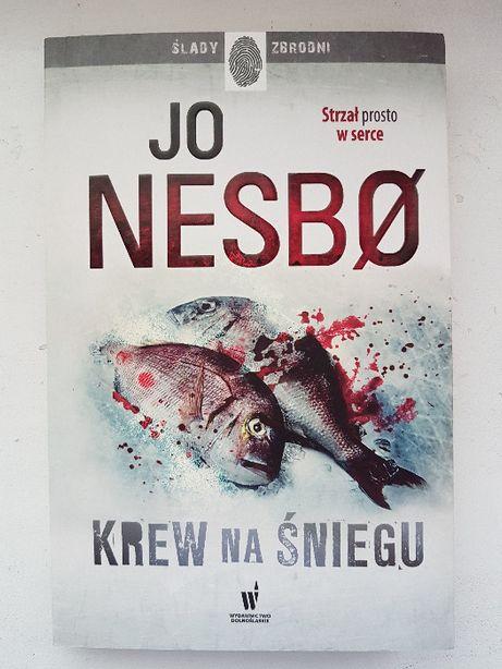 Książka Jo Nesbo - Krew Na Śniegu + zakładka gratis