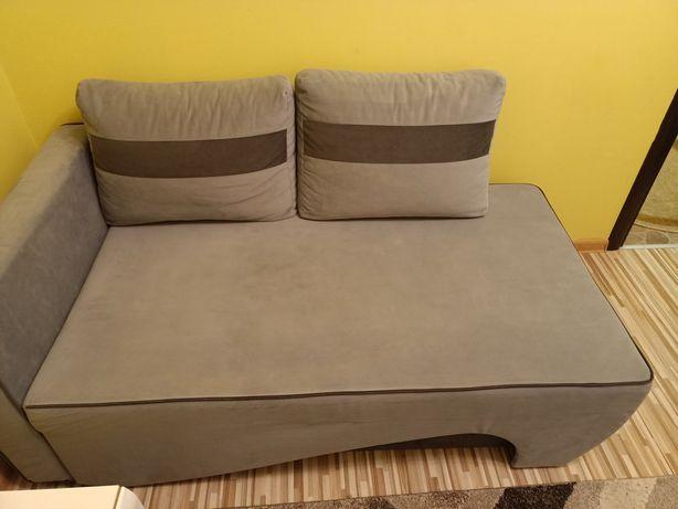 Sofa pojedyncza rozkładana