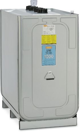 Zbiornik do paliwa 1000l - dwupłaszczowy - CEMO