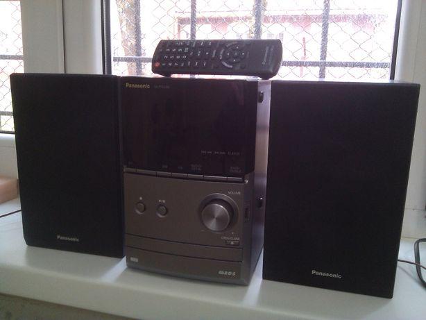 Panasonic USB, MP3, radio RDS, pilot