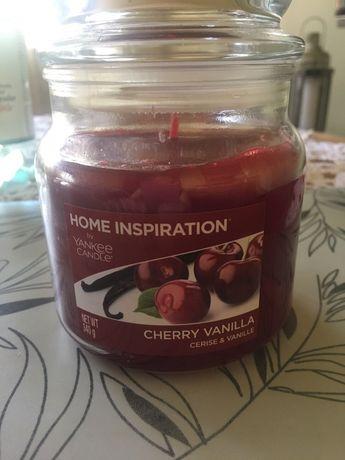 Sprzedam nowa swieczke yankle Candle cherry vanill