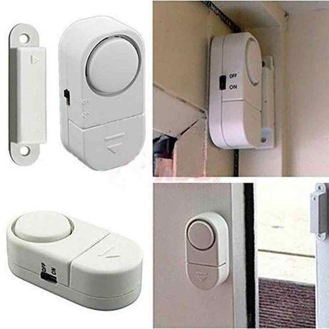 Бездротова міні сигналізація для вікон і дверей, датчик відкриття розт