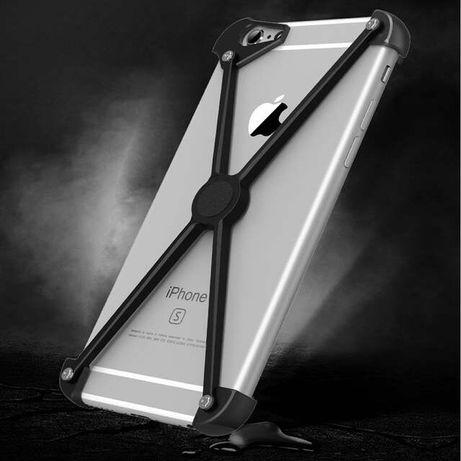 Ciekawe etui minimalistyczne aluminiowe do IPhone 7