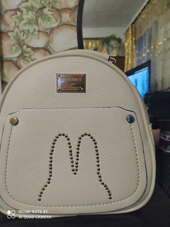 Рюкзак сумка 2в 1