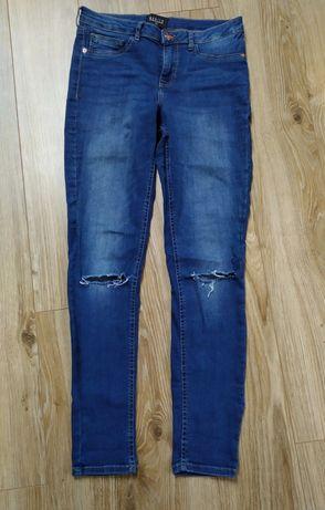 Spodnie jeansowe mohito