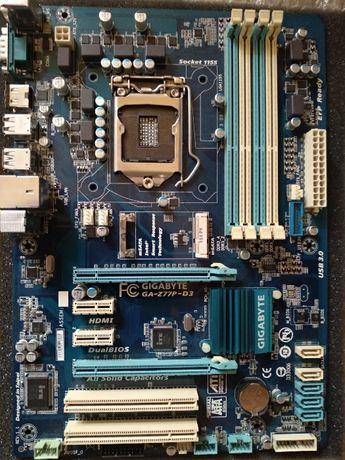 Gigabyte GA-Z77-D3 lga 1155 под восстановление