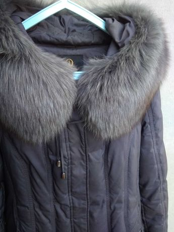 Пальто зимнее пуховик  женское