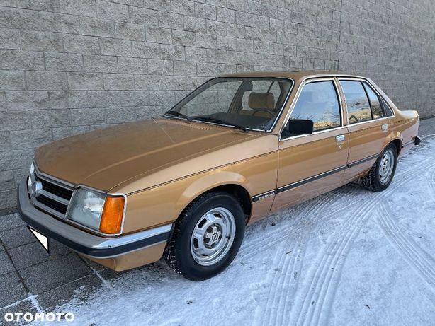 Opel Commodore 2.5 Benzyna 130 Km Niski przebieg 58tyś !!! Zabytek Możliwa zamiana !