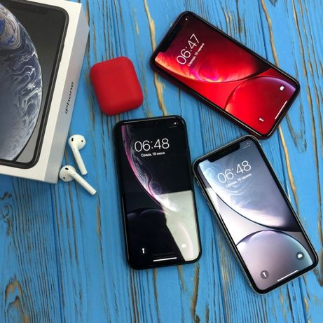 Apple iPhone Xr 64Gb 128Gb Все цвета! Гарантия 3 месяца!